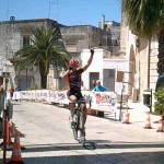 MOUNTAIN BIKE/ GAETANO COLLETTA VINCE A CAROVIGNO