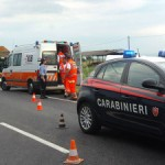 INCIDENTE MORTALE A SAN PANCRAZIO