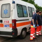 UN MORTO PER INCIDENTE STRADALE
