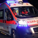 GRAVE INCIDENTE STRADALE A OSTUNI