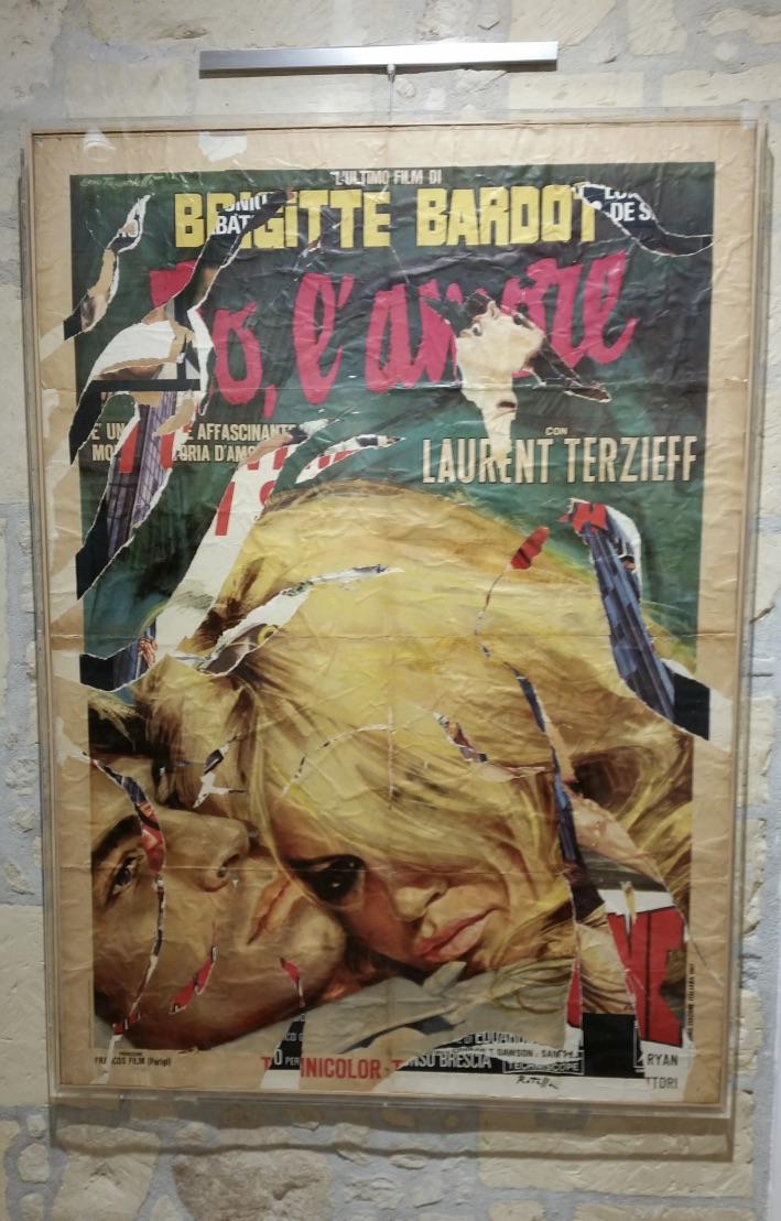 NOTE D ARTE   I  DECOLLAGE  DI MIMMO ROTELLA IN UNA IMPORTANTE ... 10922751e1d
